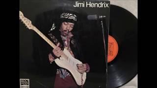 Jimi Hendrix - Stepping Stone (Home Recording '69) Vinyl Rip