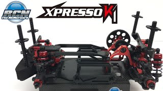 Xpresso K1 KIT Chassis - Build Update 1