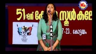 Malayalam Padyam Chollal 21 - Gandhari Veendum Karayunnu (Koppam Vijayan)
