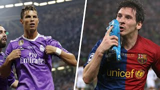 Cristiano Ronaldo has scored way more than Messi in the Champions League knockout stage | Oh My Goal