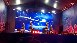 Антарес 7 января 2017 Эспланада