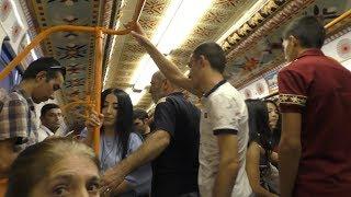 Yerevan, 18.09.18, Tu, Video-3, Kayaranits metro