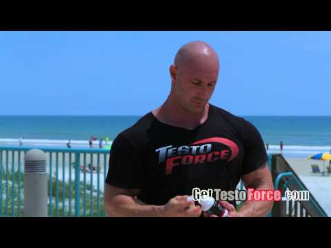 TestoForce - A Natural Testosterone Booster