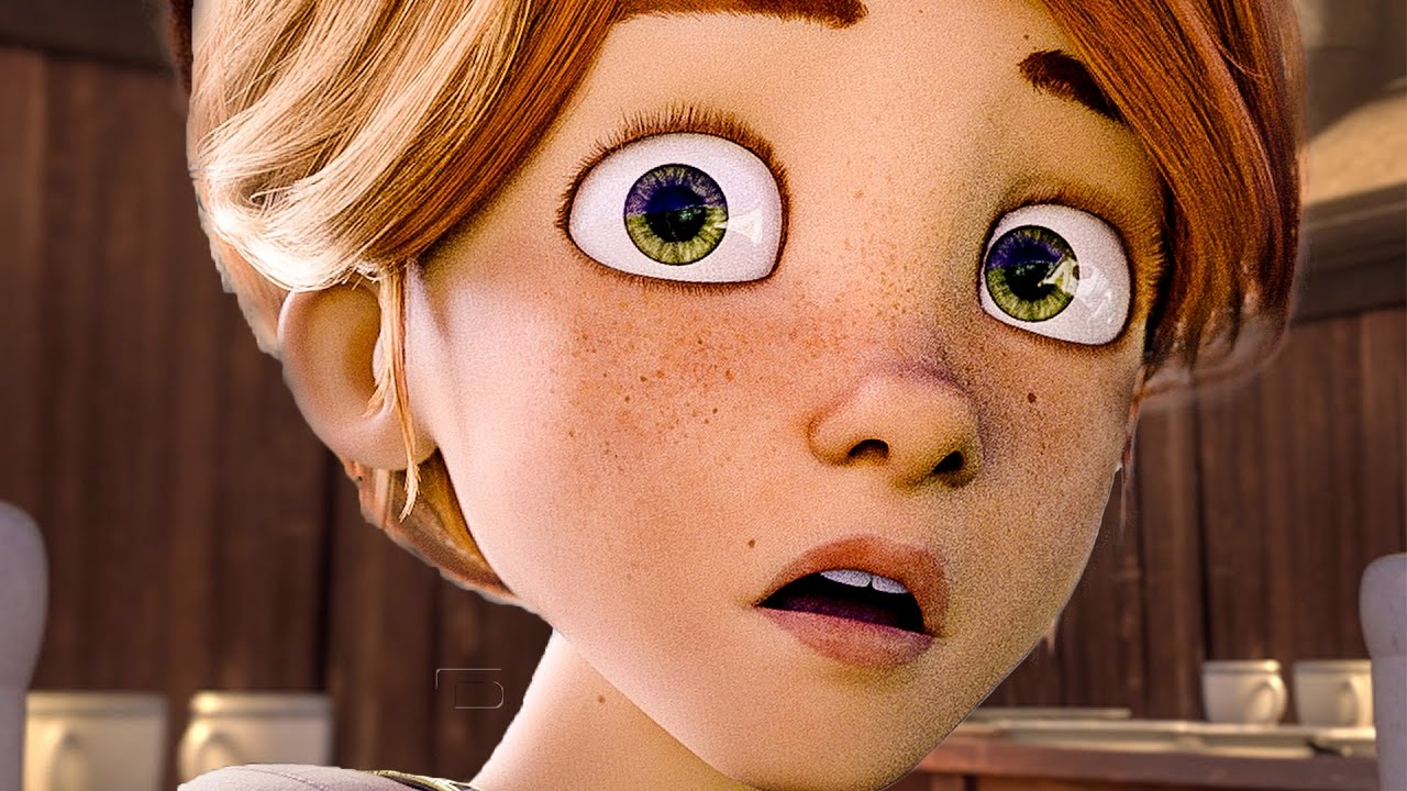 Leap Movie Trailer Animation 2017 Youtube