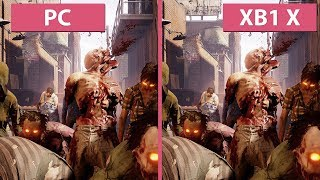 [4K] State of Decay 2 – PC 4K MAX vs. Xbox One X Graphics Comparison