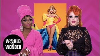 FASHION PHOTO RUVIEW: Season 11 Cast Reveal with Mayhem and Morgan!