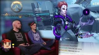 Moira Release Day! | Overwatch AWESOME!