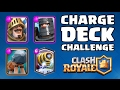 Charge Deck Challenge! - Clash Royale (Indonesia)