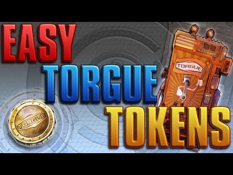 BORDERLANDS 2 | EASY Torgue Tokens!!! Farming Method