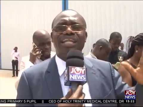 Accra Sanitation - The Pulse on JoyNews (19-5-17)