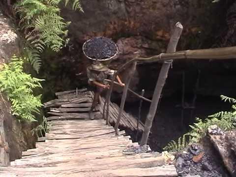 Rat-hole Coal Mining In Jaintia Hills, Meghalaya
