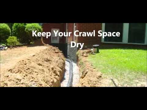 French Drain Contractor Brentwood, TN 615290-2228 www.ReevesCrawlSpace.com