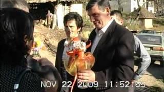 Svadba u selu Sljivova-Obicaji Radjevine-Dobrivoje i Dobrila Pantelic