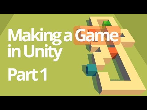 An introduction to Unity3D for easy Android game development