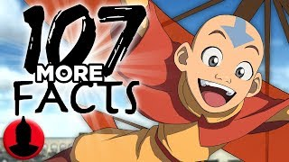 107 MORE Avatar: The Last Airbender Facts YOU Should Know! (107 Facts S7 E19) | Channel Frederator