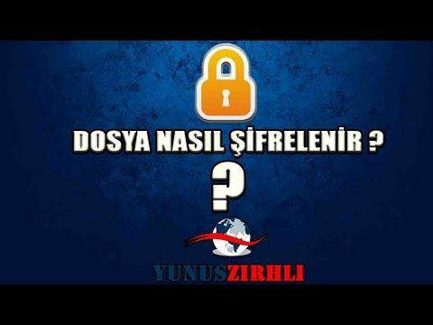 Dosya Şifreleme- Windowsda Dosyaya şifre koyma 3 Yöntem- Dosya Nasıl Şifrelenir? SESLİ HD