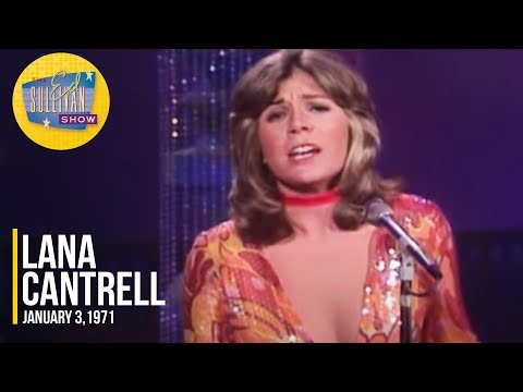"""Lana Cantrell """"Being Alive"""" on The Ed Sullivan Show"""