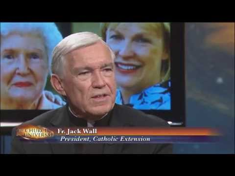 "EWTN's ""The Church Universal"" featuring Catholic Extension"