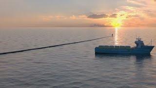 Энтузиаст готов наполовину очистить Тихий океан от мусора за пять лет (новости)
