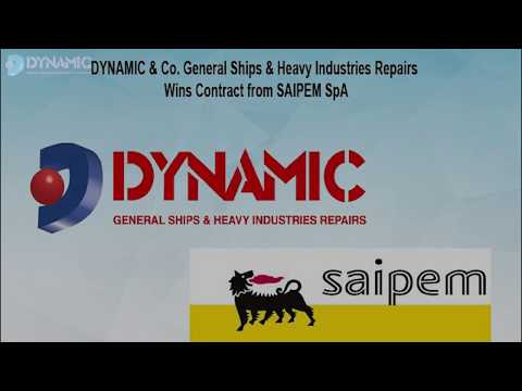 Dynamic & Co. Offshore Oil & Gas services - SAIPEM SpA