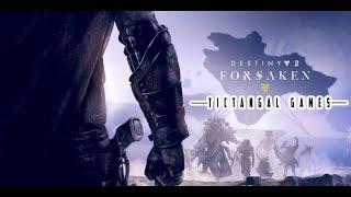 Destiny 2 Forsaken   E3 2018 Story Reveal Trailer PS4   YouTube