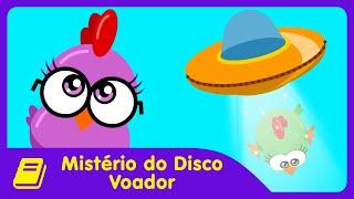 Galinha Pintadinha Mini - Historinha - Disco Voador