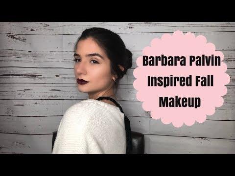 Barbara Palvin Inspired Fall Makeup Look    Amanda Martin
