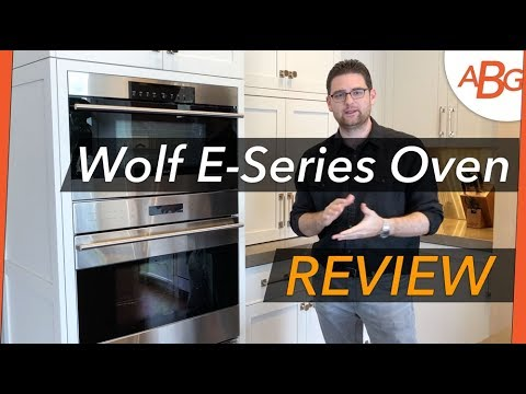 Wolf E Series Oven Is A True Workhorse For Home Chefs