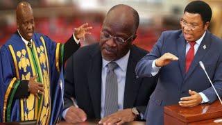 🔴#BREAKING: RAIS MAGUFULI AMTEUA KASSIM MAJALIWA KUWA WAZIRI MKUU WA TANZANIA...