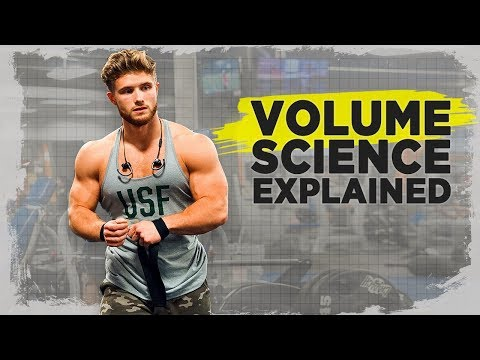 How Much Training Volume Do You Really Need? (Science Explained)