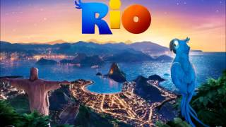 Rio Movie Soundtrack