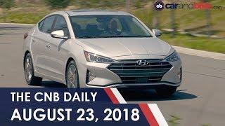 видео Hyundai Elantra | Рулевое управление | Хендай Элантра