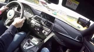 Porsche GT3 RS vs BMW M4 pack competition