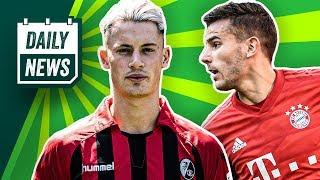 FC Bayern: Hernandez trotz Verletzung zur Nationalmannschaft!