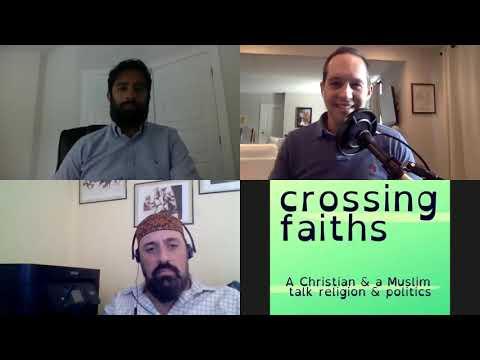 Crossing Faiths Podcast Jay Kansara  A Hindu, Muslim, and Christian talking Faith and Politics