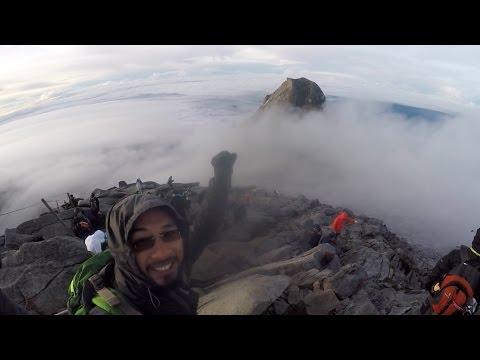 Travelog - Trekking up Mount Kinabalu