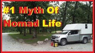The Myth Of RV Living Full Time / Van Life Nomad