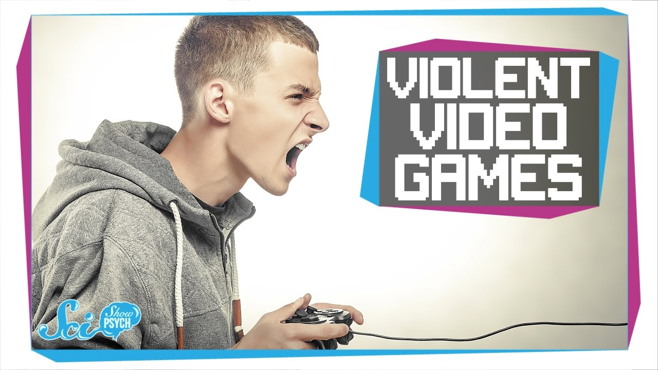 Are violent video games harmful