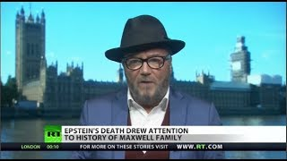 Srael And Epstein George Galloway's Eyewitness Account
