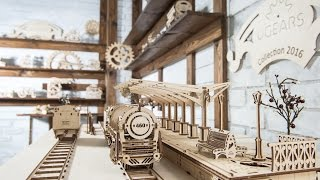 UGEARS' Best Moments