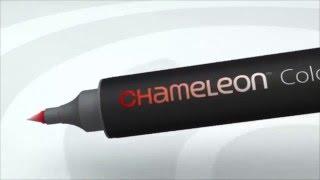 Обзорное видео по маркерам Chameleon(Инновационная система смешивания