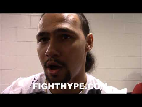 KEITH THURMAN ANALYZES CHARLO, LARA, AND HURD WINS; EXPLAINS DIFFERENCE IN STYLES