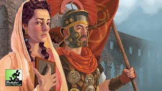 Pandemic Fall of Rome Extended Gameplay