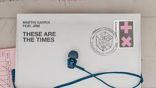 Martin Garrix feat. JRM - These Are The Times (Original Mix)