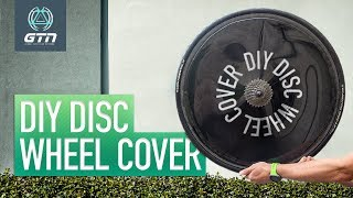 Homemade Disc Wheel Cover | How To Make Your Own Step-By-Step