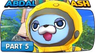 Yo-kai Watch 3 - Part 5: Usapyon's Rocket! (100% Walkthrough)