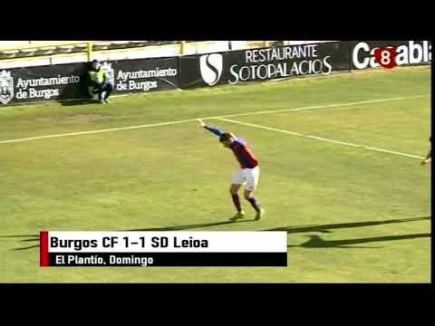 J.19 17-18 Burgos CF 1-1 SD Leioa