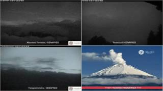 Popocatepetl - 20160723 - 18:00 a 23:59 hrs