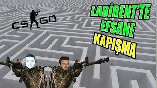 BU NASIL LABİRENT LABORATUVAR LAN! CS GO LABİRENT