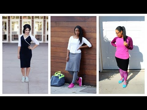 Modest Workout Gear | Ideas & Inspirations